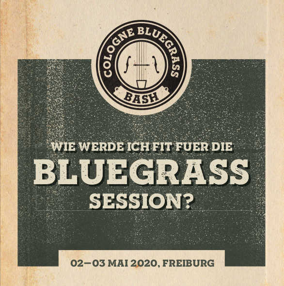 Bluegrass Workshop an den J&RSF