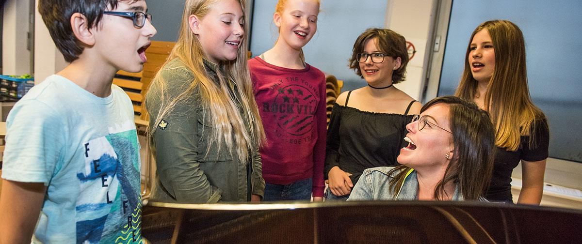 Jugend-Pop-Chor