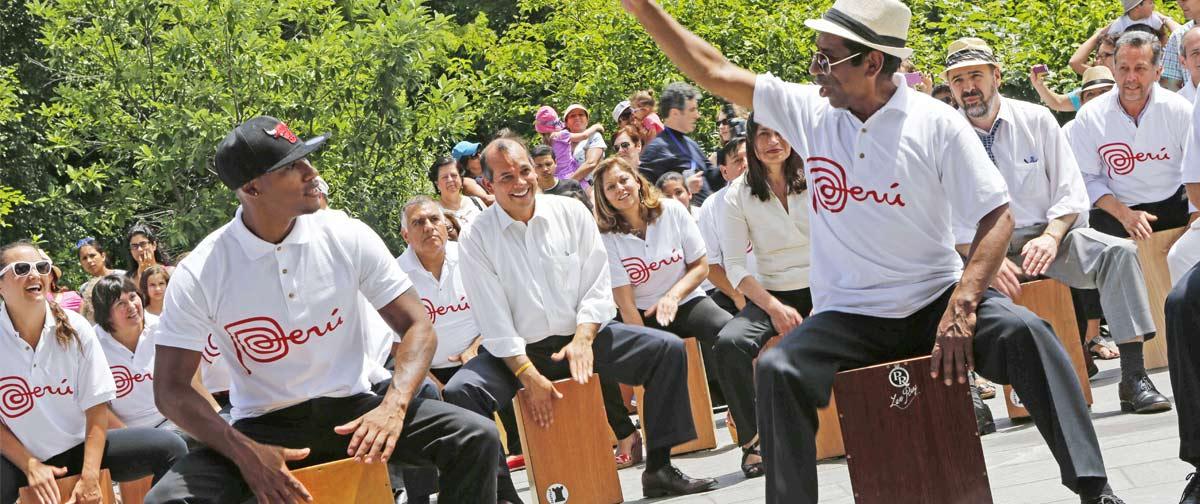Festejo en Perú – Traditionelle Afro-peruanische Perkussion & Cajon