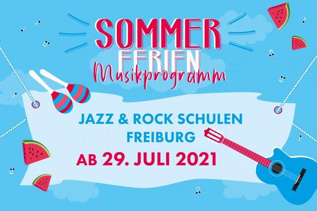 Ferienkurse mit Musik Freiburg