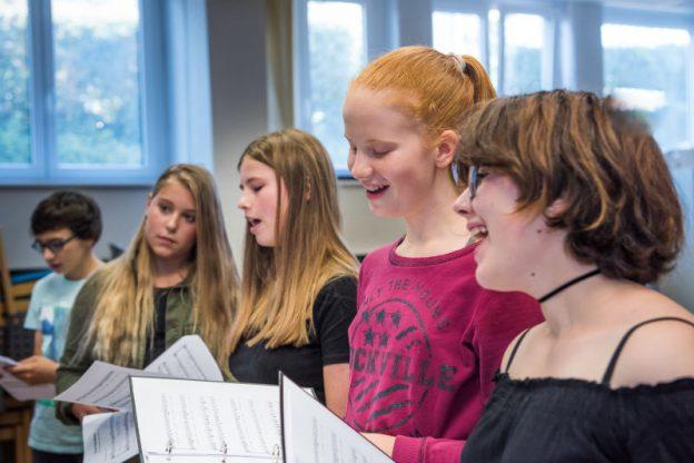 Jugend-Pop-Chor Schnupperworkshop für singbegeisterte Jugendliche