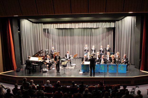 Kilian Heitzler Big Band Kulturbaustelle Staufen