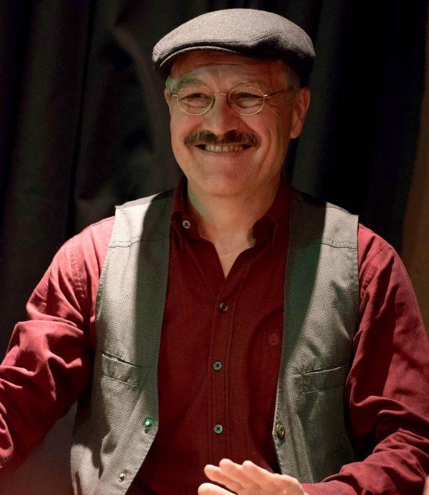 Klaus Müller Schlagzeug und Percussion an den JRS