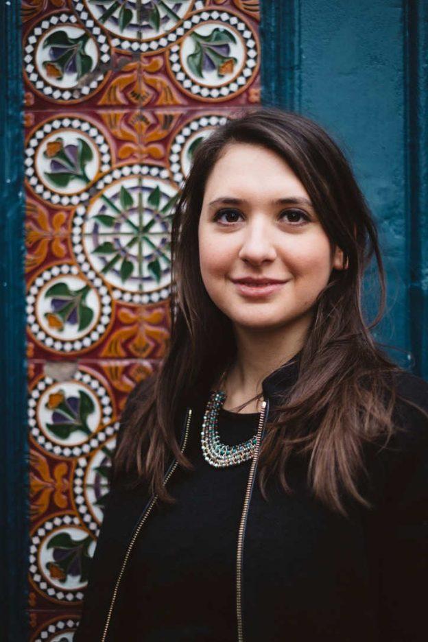 Miriam Ast Dozentin für Gesang an den JRS