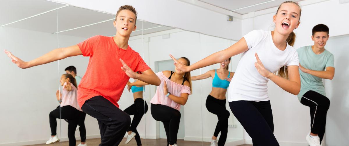 Modern Dance – Hip-Hop, Freestyle, Jazzdance für Jugendliche