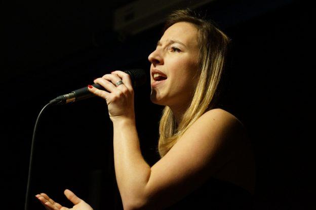 Lena Knobloch Dozentin für Gesang an den JRS