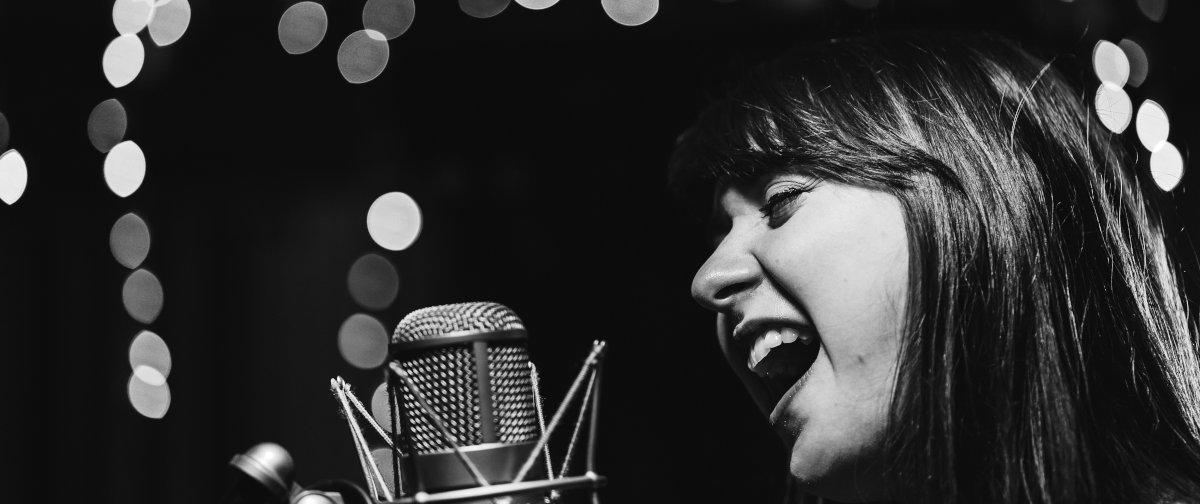 Singen wie ein Instrument – Scatgesang und Impro für fortgeschrittene Vokalist*innen