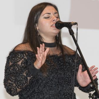 Simona Mangiapane Gesangslehrerina n den JRS