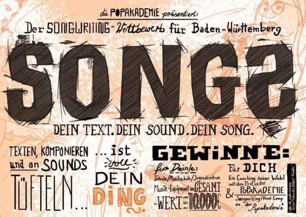 Songs Songwriting Wettbewerb