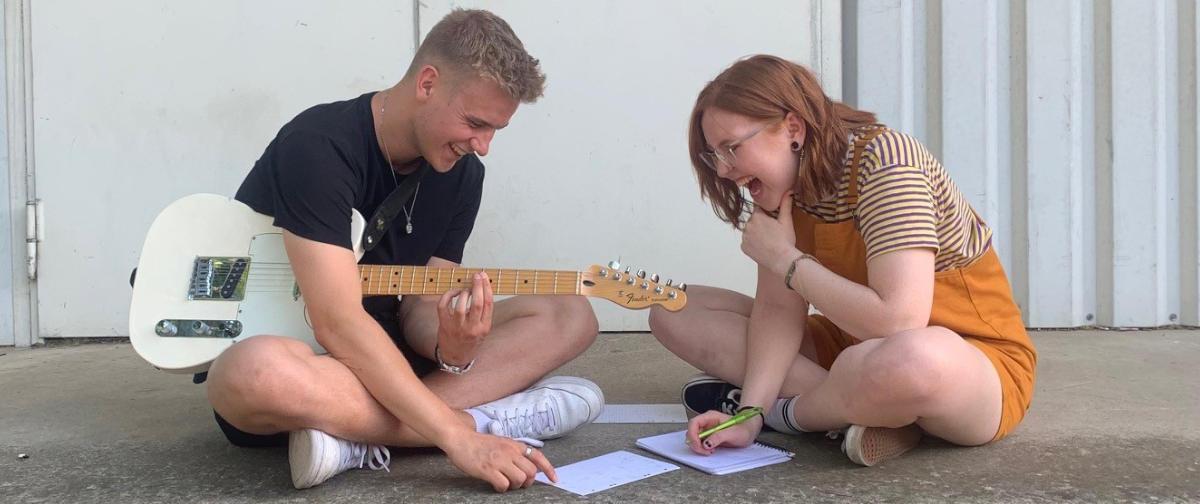Schreib deinen Song – Kreativtechniken zum Songwriting