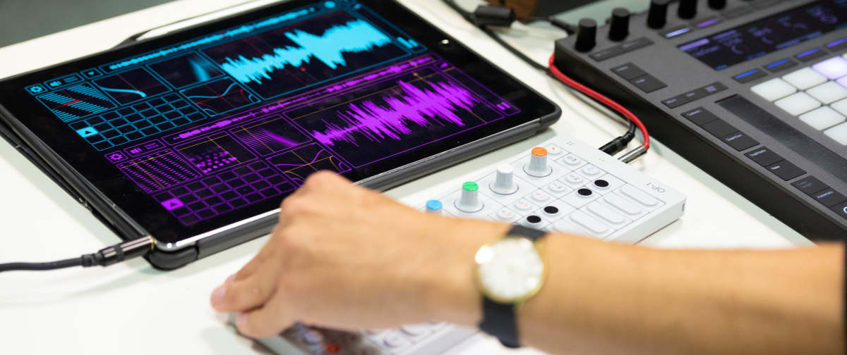 Your track, ready to perform! – Live Musikproduktion mit Ableton