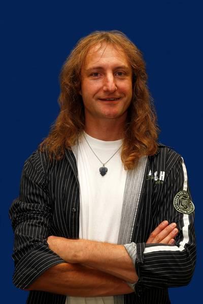 Gunther Ströhler E-Gitarren-Lehrer an den JRS