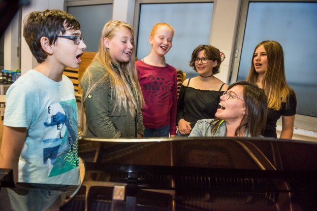 Jugend-Pop-Chor der JRS