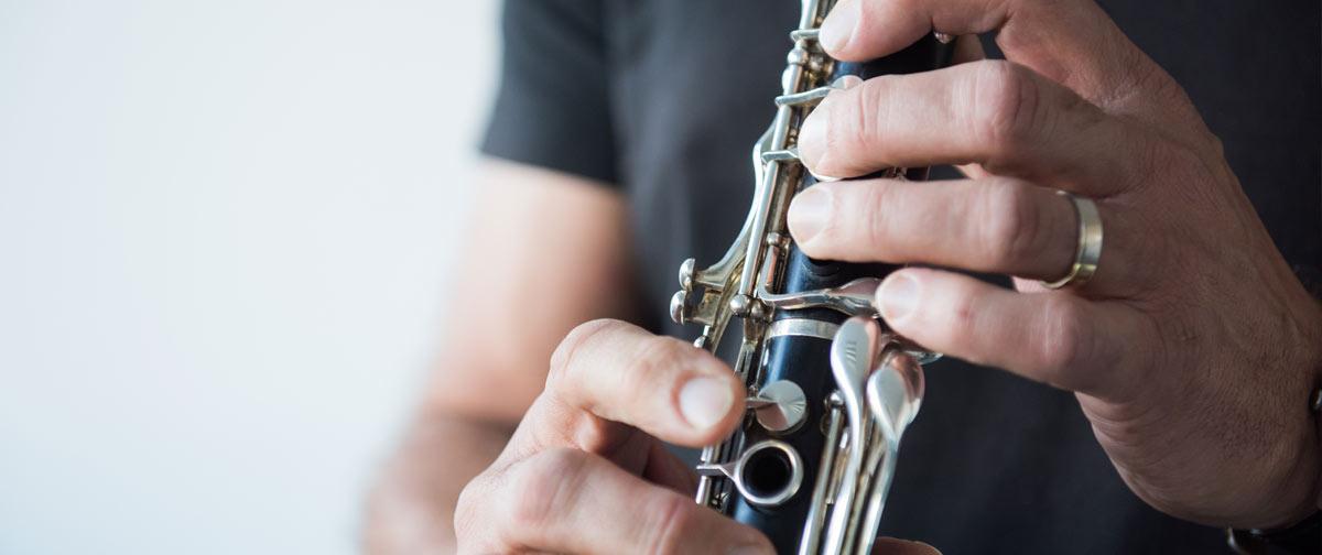 Musikpädagog*in für das Fach Klarinette