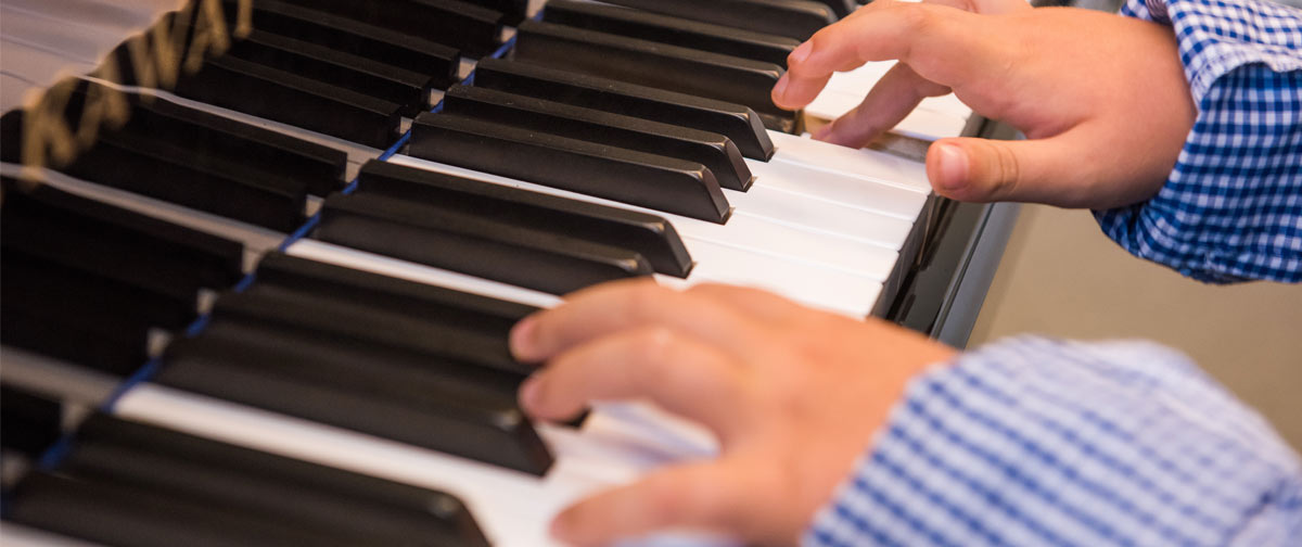 Musikpädagog*in für das Fach Klavier