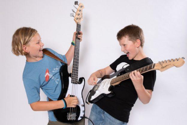 Ohrenknacker Band für Kinder an den JRS