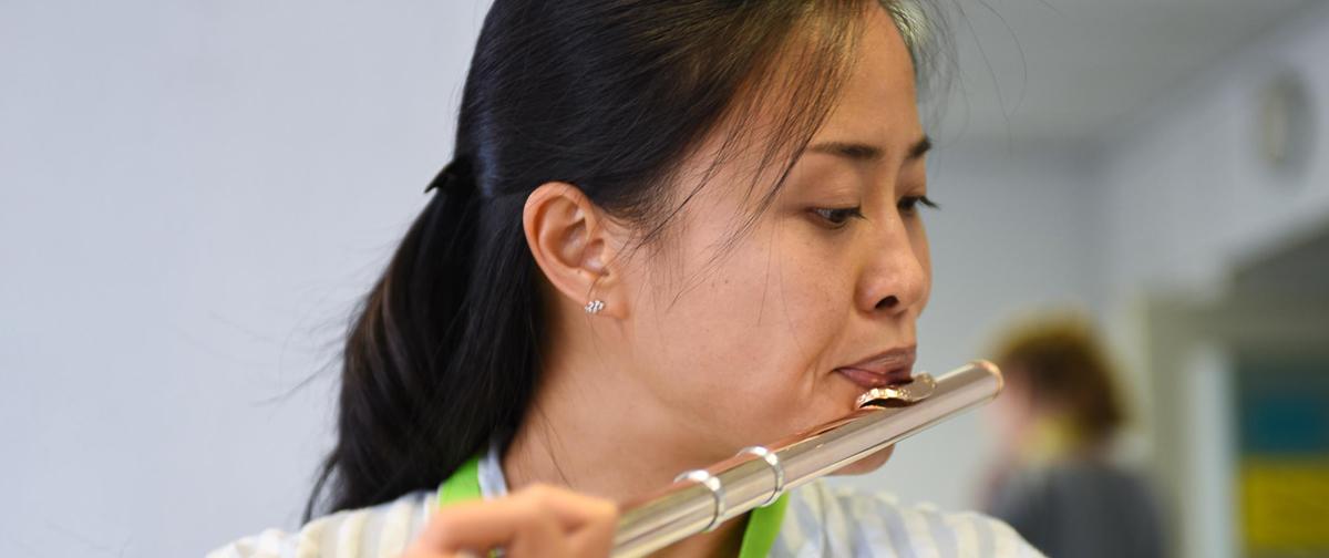Musikpädagog*in für das Fach Querflöte