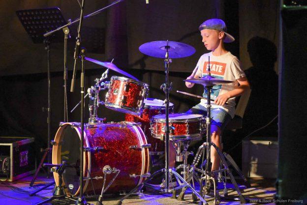 Schlagzeugunterricht JRS Freiburg