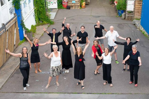 Tune Up! Gemischter Chor an den Jazz & Rock Schulen Freiburg